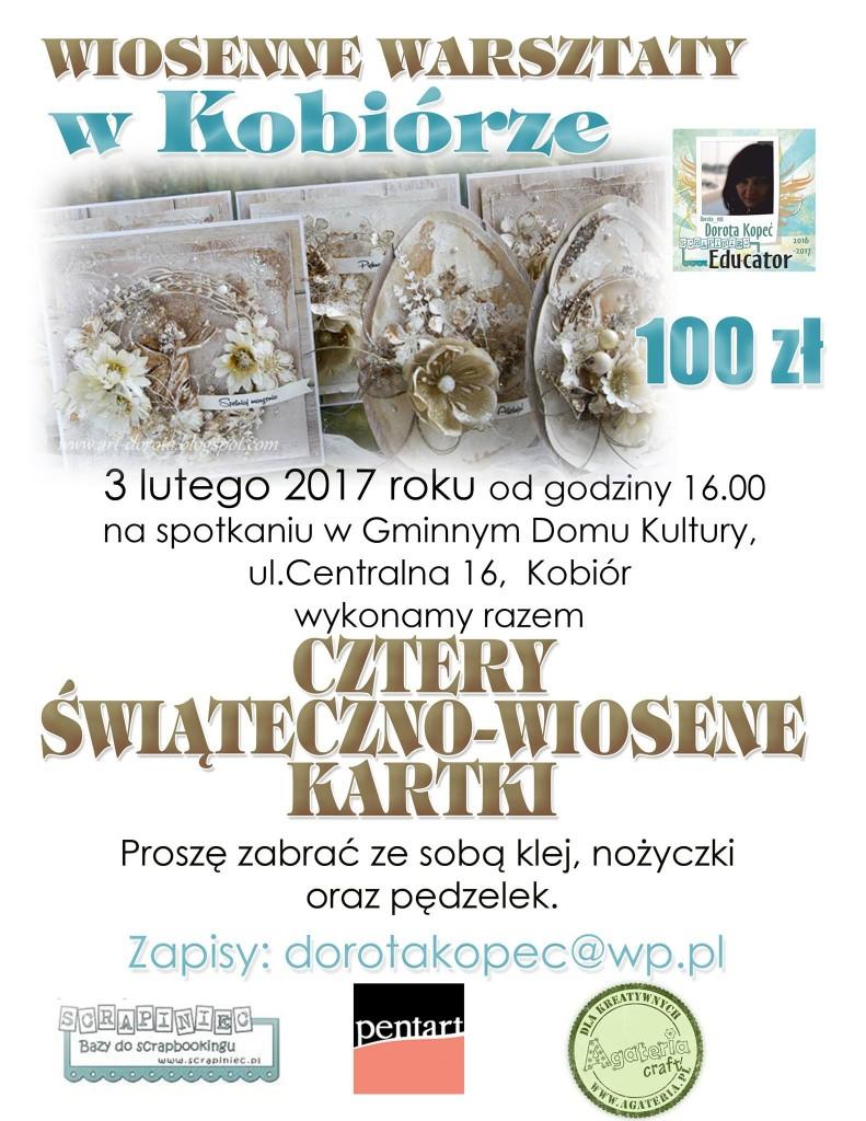 Kobiór 3.02.2017_warsztaty