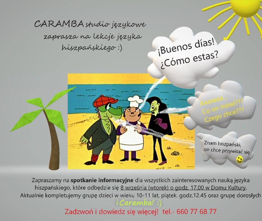 Caramba  -informacja