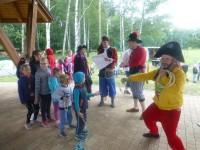 Rodzinny festyn piratów